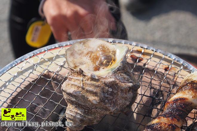[愛媛]四國島波海道單車遊之大島上的現烤活海鮮『吉海活力館』