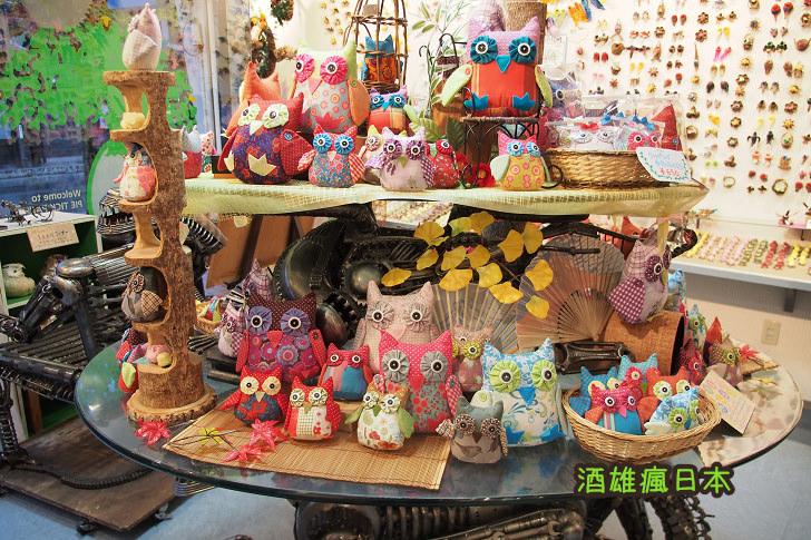 [高山買物]ぴーちくぱーく(PIE TICK PARK鳥鳴公園)超好買飾品手作專賣店