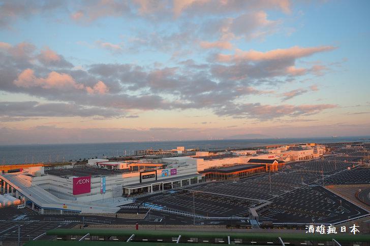 [名古屋自駕]AEON MALL常滑-名古屋機場的最後購物站&休息室超高檔的TOYOTA租車常滑分店