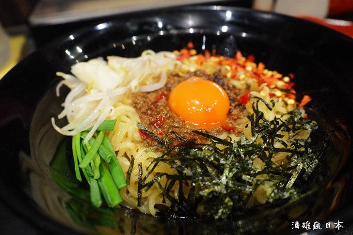 拉麵5春吉店-福岡春吉清爽好吃的辣味拌麵